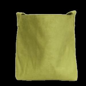 sac hobo bag suedine anis Aloée produit