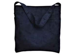sac hobo bag suedine noir Aloée produit